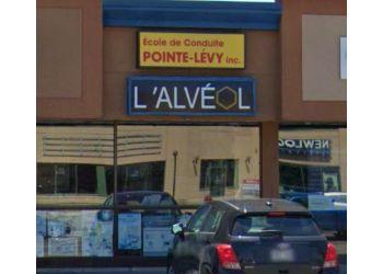 Levis driving school L'école de conduite Pointe-Lévy