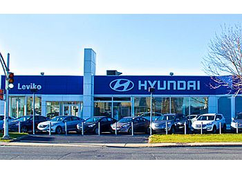 Levis car dealership Léviko Hyundai