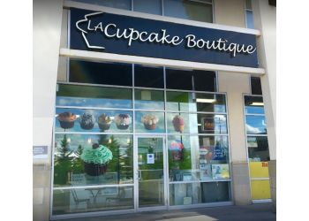 Burlington cake LA Cupcake Boutique