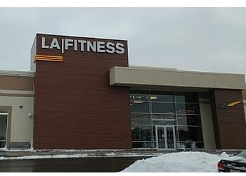 Barrie gym LA Fitness