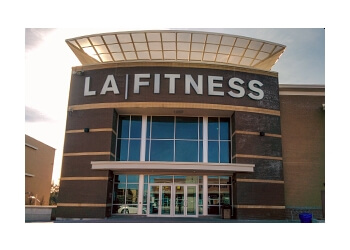 Vaughan gym LA Fitness