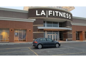 Whitby gym LA Fitness