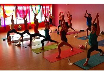 St Albert yoga studio LAHARI YOGA