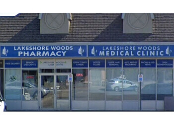 Oakville pharmacy LAKESHORE WOODS PHARMACY