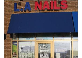 Kitchener nail salon L.A Nails