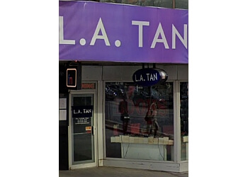 Toronto tanning salon L.A. TAN