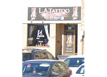 Saint Jerome tattoo shop L.A. Tattoo