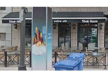 Trois Rivieres steak house L'Air Bête Steak House