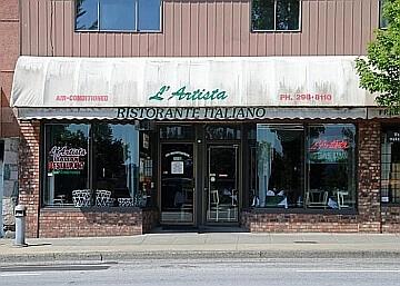 Burnaby italian restaurant L'Artista