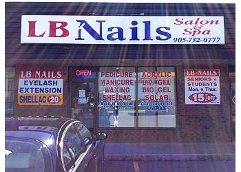 Welland nail salon LB Nails
