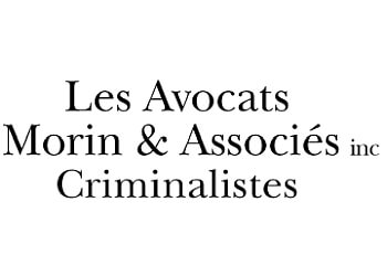 Saint Jerome dui lawyer LES AVOCATS MORIN & ASSOCIÉS INC.