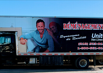 Saguenay moving company LES DEMENAGEMENTS E.DORE LTEE