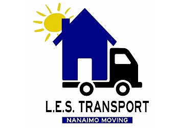 Nanaimo moving company L.E.S. Transport