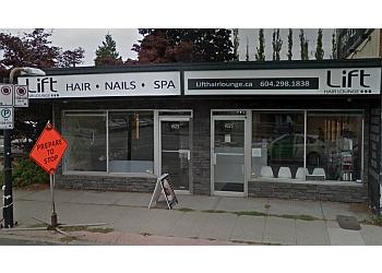 Burnaby hair salon LIFT Hair Lounge