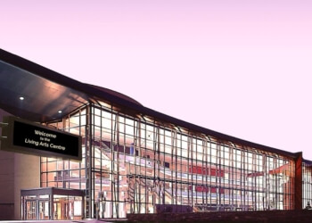 Mississauga places to see LIVING ARTS CENTRE