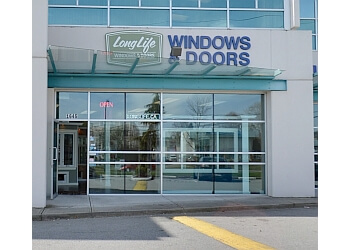 Vancouver window company LONG LIFE WINDOWS & DOORS LTD.