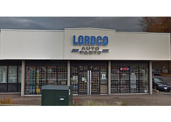 North Vancouver auto parts store LORDCO