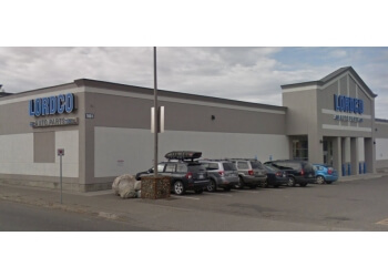Prince George auto parts store LORDCO AUTO PARTS