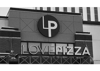 Edmonton pizza place LOVEPIZZA