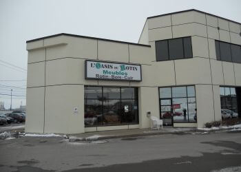 Repentigny furniture store L'Oasis du Rotin
