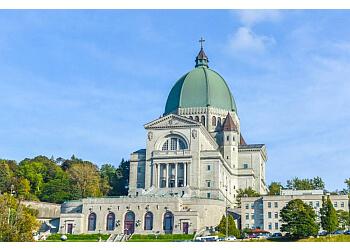 Montreal church L'Oratoire Saint-Joseph du Mont-Royal