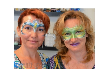 Vaughan face painting  LR MAKE-UP & FACE ART