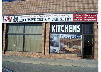 Richmond Hill custom cabinet LYNX 87 LTD.