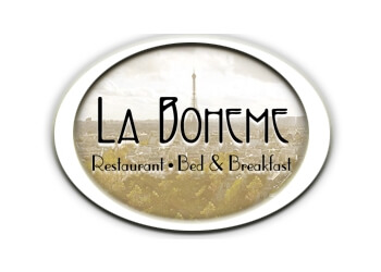 Edmonton bed and breakfast La Boheme Restaurant Bed & Breakfast