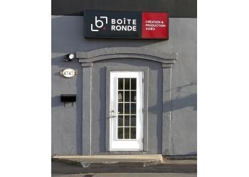 Trois Rivieres videographer La Boite Ronde