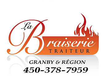 Granby caterer La Braiserie Traiteur