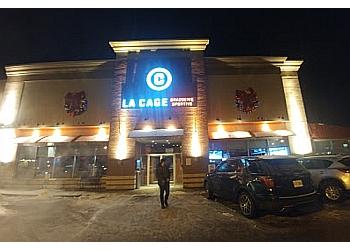 Saguenay sports bar La Cage