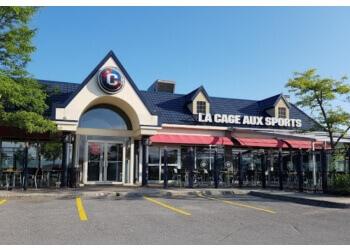Gatineau sports bar La Cage