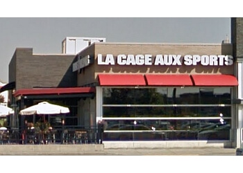 Repentigny sports bar La Cage - Brasserie sportive