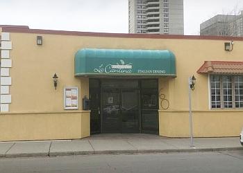 Hamilton italian restaurant La Cantina
