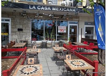 Quebec mexican restaurant La Casa Mexicana
