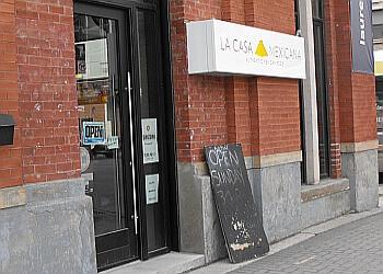 Sudbury mexican restaurant La Casa Mexicana