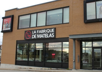 Sherbrooke mattress store La Fabrique de Matelas