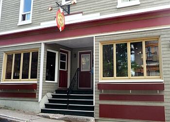 Quebec bbq restaurant La Fabrique du Smoked Meat