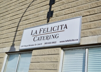 Mississauga caterer La Felicita Catering