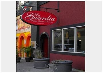 Windsor italian restaurant La Guardia