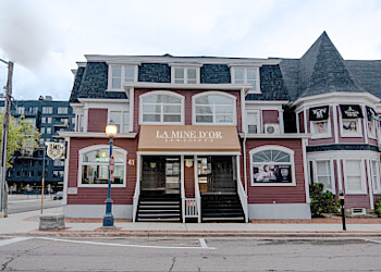 Moncton jewelry La Mine d'Or Jewellers