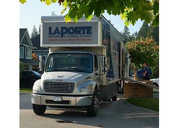 Richmond moving company LaPorte Moving & Storage Systems