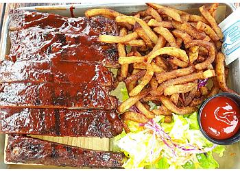 Granby bbq restaurant La Shed BBQ & Pub