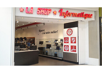Brossard computer repair La Shop Informatique