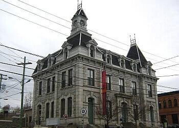 Sherbrooke landmark La Societe d'histoire de Sherbrooke
