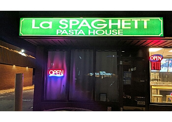 Hamilton italian restaurant La Spaghett Pasta House