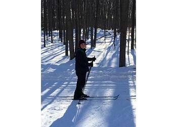 Gatineau hiking trail Lac Beauchamp Park Trail