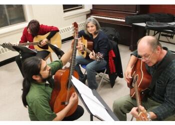 Levis music school L'accroche Notes École De Musique