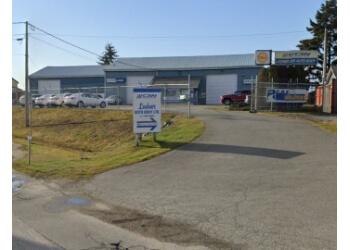 Delta auto body shop Ladner Auto Body Ltd.
