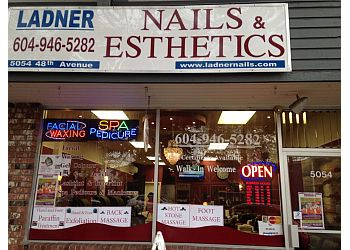 Delta nail salon Ladner Nails & Esthetics, Inc.